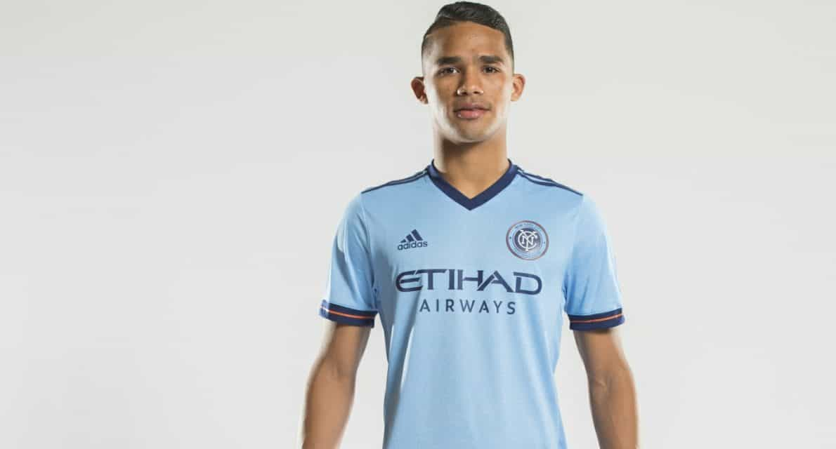 COMINGS AND GOINGS: NYCFC loans Lewis to Louisville City; Herrera off DL, Hountondji on the list