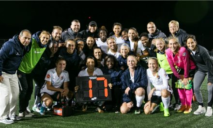 SWEET 17 AND A SWEET VICTORY: Sky Blue FC rallies from 2-goal deficit as Kerr tallies record goal No. 17
