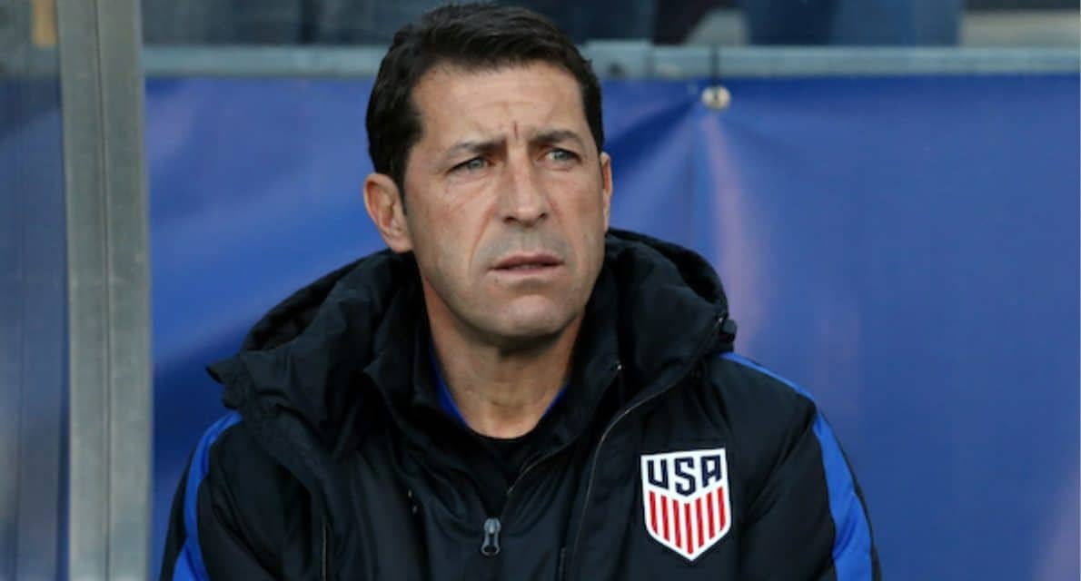 CONTINUING ON: Ramos to remain as U-20 coach, youth technical director