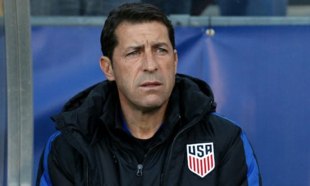 HE CERTAINLY WOULDN'T MIND: Report: Ramos interested in coaching U.S. national team
