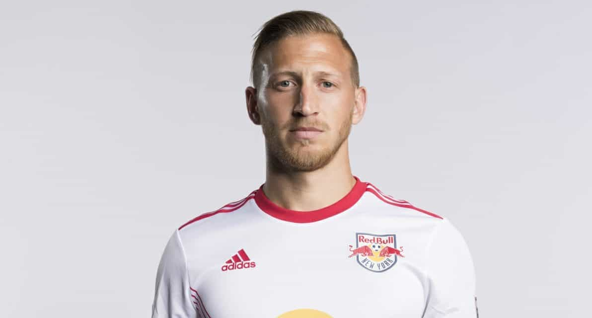 READY TO GO: Recovered Royer might start for Red Bulls