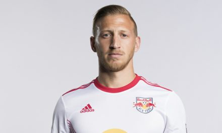 EIGHT IN A ROW:  Red Bulls roll over Vancouver, clinch playoff spot