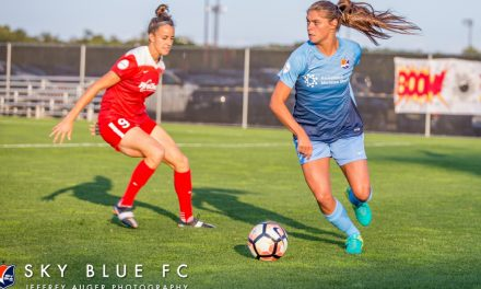 ELIMINATED: Late 2nd-half collapse bounces Sky Blue FC from the playoffs