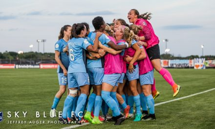GOING FOR SWEET NO. 17: Kerr to vie for NWSL goal record vs. Courage
