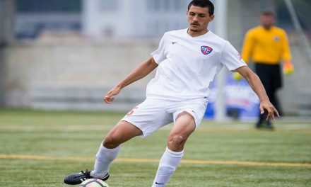 ROAD RALLY: St. Francis College comes back to best Manhattan, 2-1