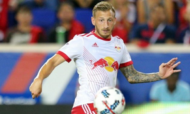 HE'S CLOSE TO FULL FITNESS: But that might not be enough to get Royer a spot on Red Bulls Open Cup roster