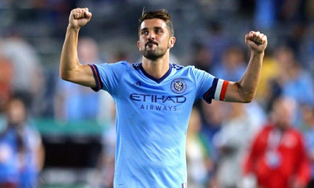 NO STARRING ROLE FOR DAVID AGAIN: Report: Villa won't play vs. Portland Saturday