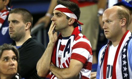 OFFSIDE REMARKS: Is this the time the U.S. fails to reach soccer's promised land (the World Cup)?