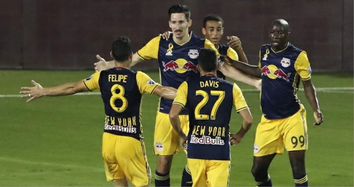 DOUBLING HIS PLEASURE: Kljestan wins player, goal of the week honors
