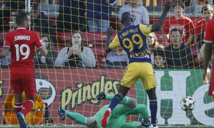 GOAL OF THE WEEK: Wright-Phillips, Kljestan, Escobar combine to win it