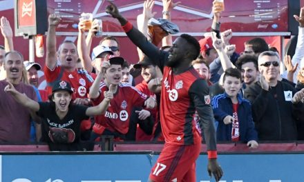 MLS PLAYER OF THE WEEK: Toronto FC's Altidore wins it