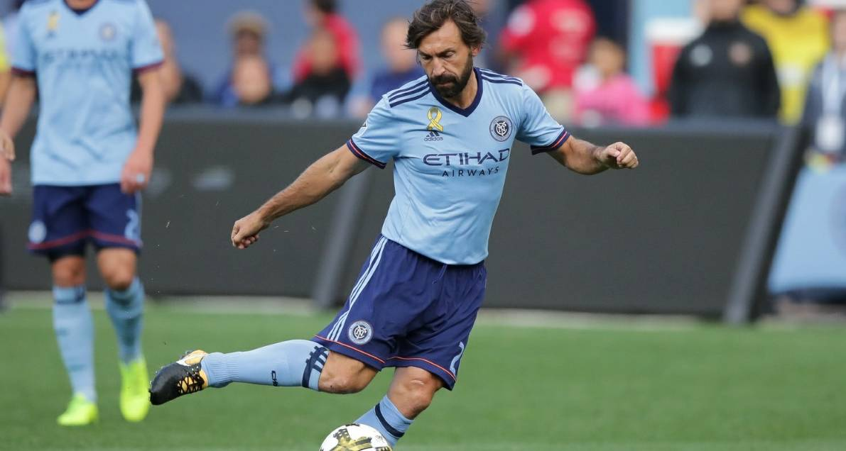 OOPS: Pirlo's mistake leads to lone goal in NYCFC's home loss to Portland