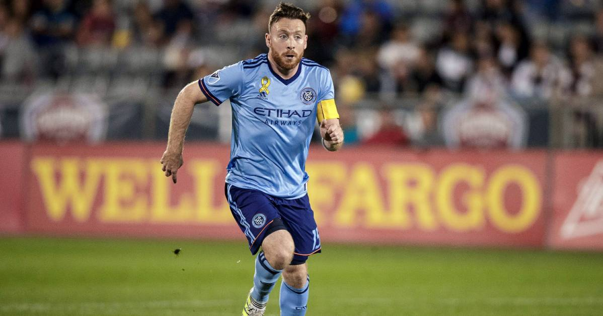 GOAL OF THE WEEK: NYCFC's McNamara scores on a brilliant individual effort