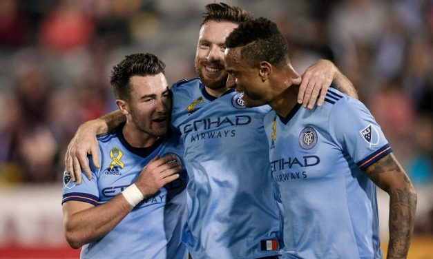 BLOWN POINTS: NYCFC gives away 2 points with late equalizer to the Rapids