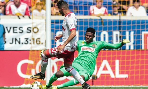 NOTHING DOING: Red Bulls, Union play to scoreless draw