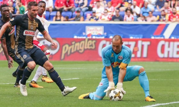 IN THEIR OWN WORDS: What winning the Open Cup will mean for Kljestan, Wright-Phillips, Robles