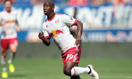 TIME TO CHANGE THEIR FOCUS: Struggling Red Bulls now worry about securing a playoff berth