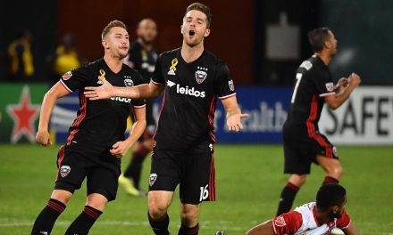 MLS PLAYER OF THE WEEK: Who else? United's Mullins (4 goals in a game)