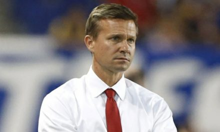 'WE'RE OUR OWN WORST ENEMY:' Draw confounds Red Bulls Marsch