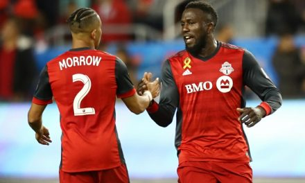 WINLESS WONDERS: Late PK dooms Red Bulls as Toronto FC clinches Supporters Shield