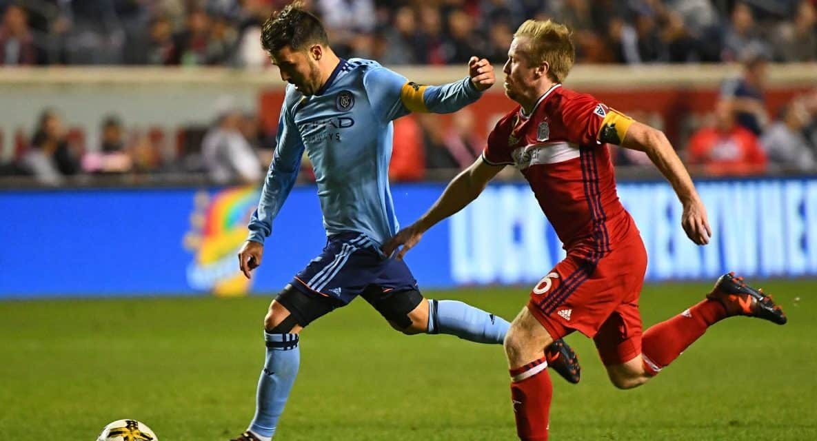 STATUS QUO: NYCFC keeps 3-point lead over Atlanta after draw at Fire