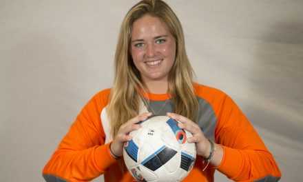SHE'S A KEEPER: Hofstra's Borresen named CAA goalkeeper of the week