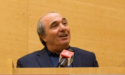 SPECIAL HONORS: Cosmos owner Commisso receives Foreign Policy Association Medal
