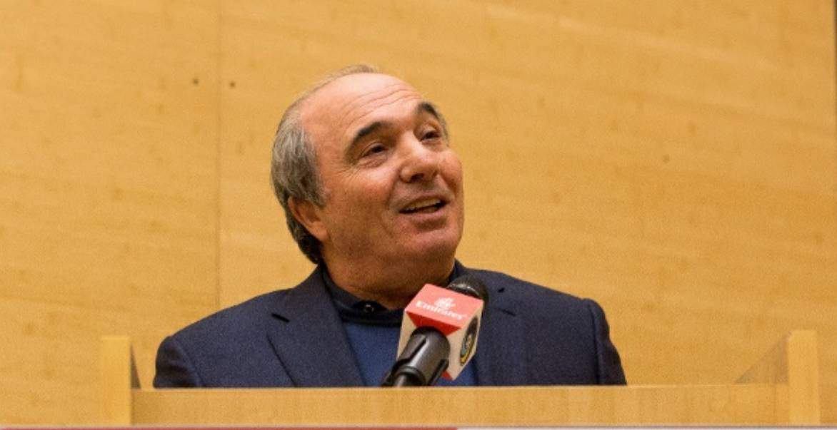 TAKING SOME VERBAL SHOTS: Cosmos owner Commisso critical of USSF, MLS, SUM