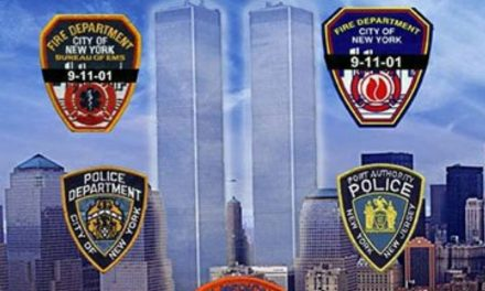 LOOKING BACK — PART I: Repost: When a mourning FDNY team hit the field after 911