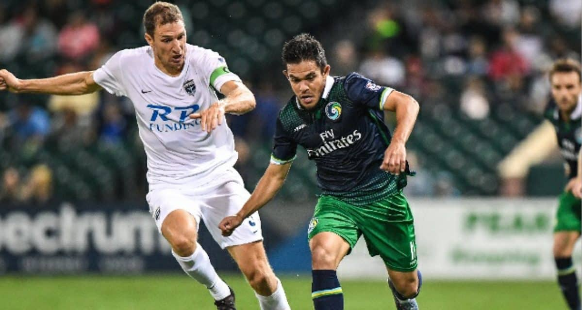 NO GOALS, NO WIN: Cosmos blanked at home by Jacksonville