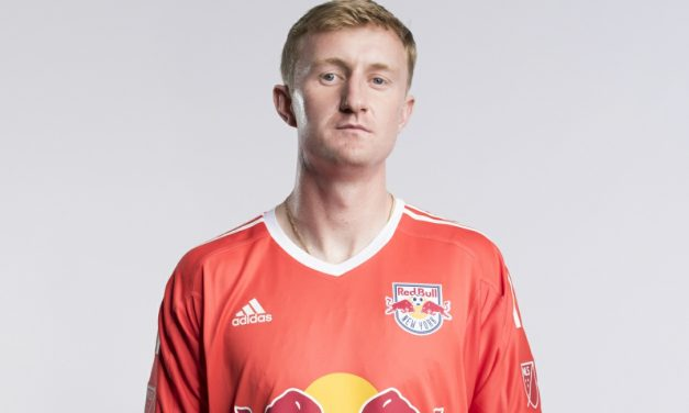 READY RYAN: Meara to start for Red Bulls in Open Cup final