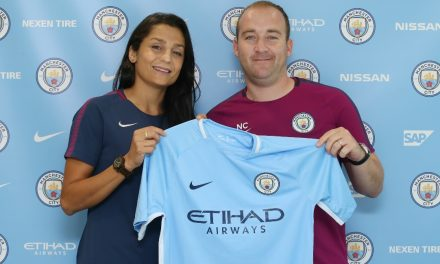 ACROSS THE POND: Nadia Nadim to join Manchester City in January