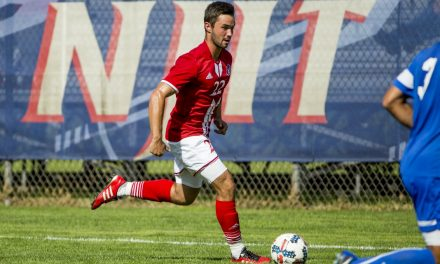 OPENING UP WELL: NJIT men win ASUN opener, 2-1