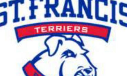 ST. FRANCIS BROOKLYN'S DOUBLE: Falanga NEC player of the week, Gruver top rookie