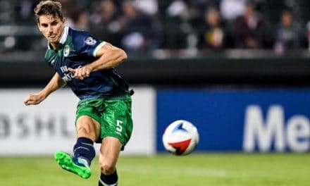 GOING FOURTH AS WELL: Cosmos tie at home again, but move into 4th and final playoff spot