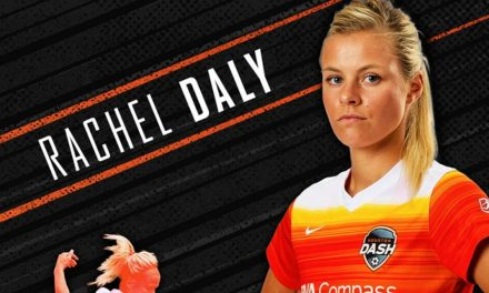 NO DOUBT: Rachel Daly named NWSL player of the week