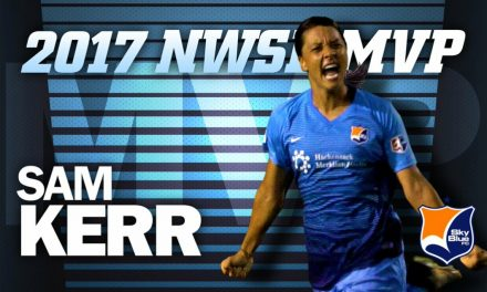 A VIDEO JOURNEY THROUGH THE SEASON: Here's why Kerr is NWSL MVP