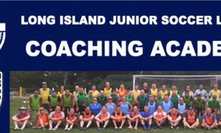 COACHING COURSE: For 7v7/9v9 Diploma through LIJSL/United Soccer Coaches