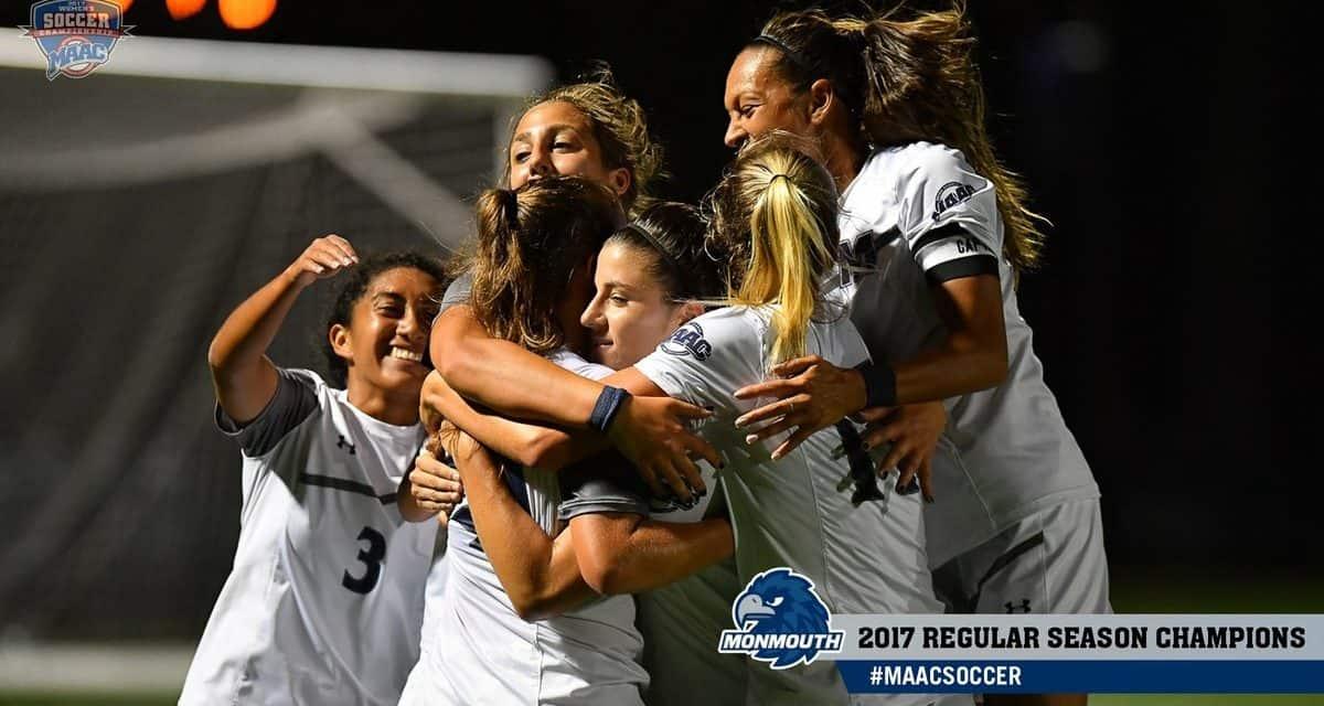 TAKING THE FIFTH: Monmouth women earn their 5th consecutive MAAC regular-season title