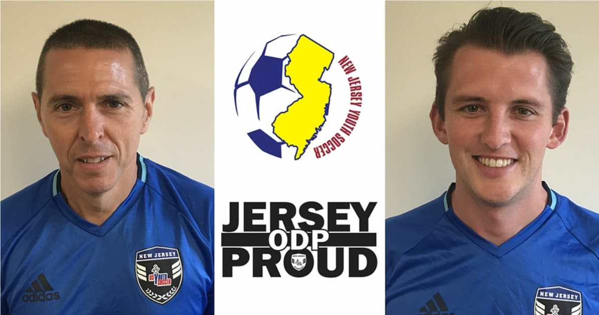NEW ODP COACHING DIRECTORS: NJ Youth Soccer tabs Mignone, Murphy