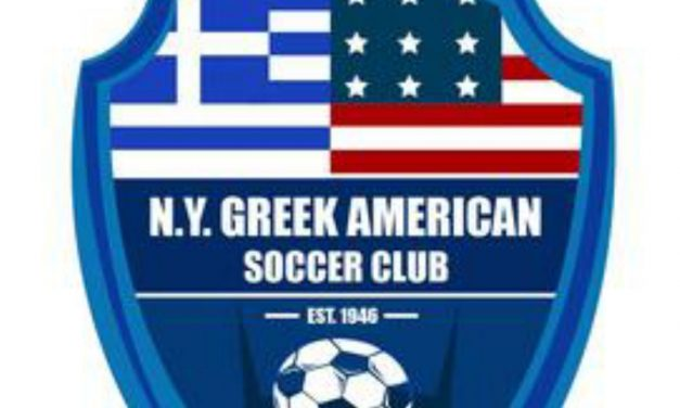 KNOCKING OUT THE CHAMPS: Greek Americans survive shootout, oust Amateur Cup winners Lansdowne Bhoys
