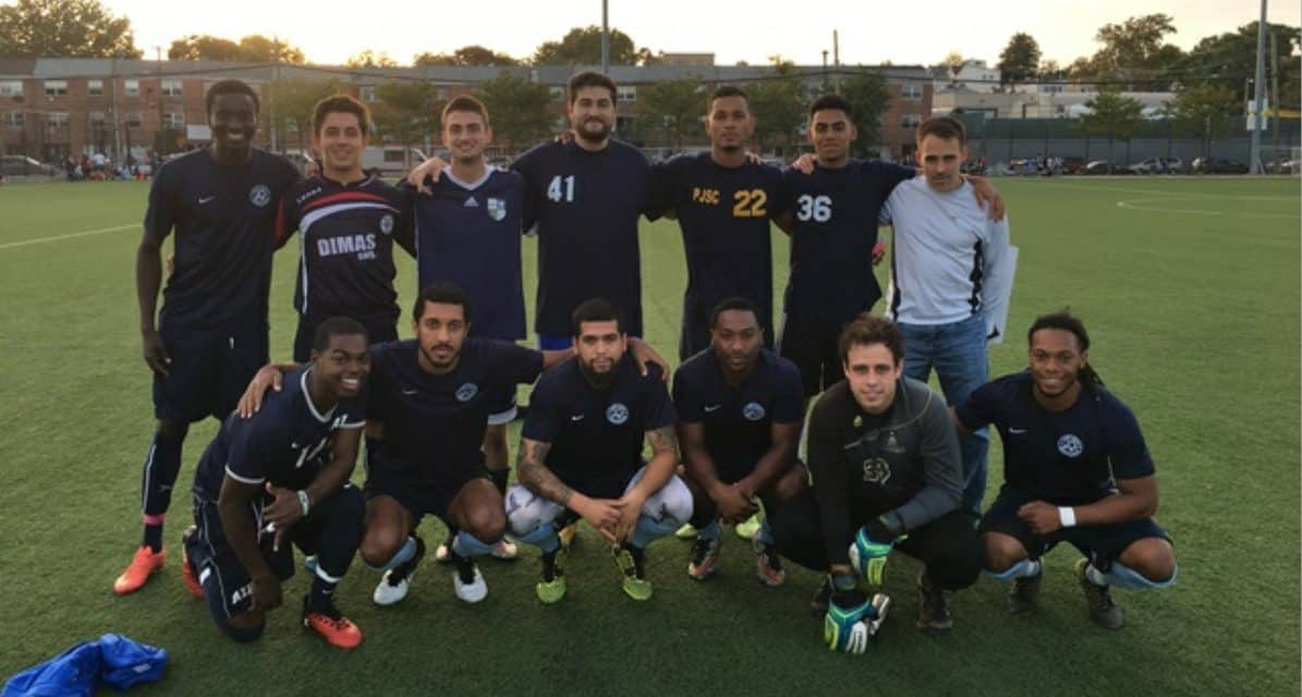 LISFL ROUNDUP: Port Jefferson SC, Kosmos United CY are fit to be tied entering cup weekend