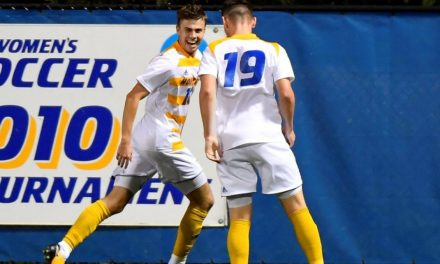AN OSCAR WORTHY PERFORMANCE: Ramsay's brace lifts Hofstra men over Drexel