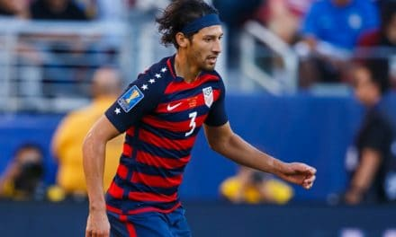 LAMENTING THE LOSS: Gonzalez: own goal will haunt me forever; Bradley: we let everybody down