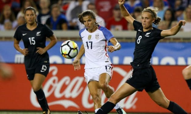 INJURED AND OUT: Heath, Smith will miss U.S. women's camp