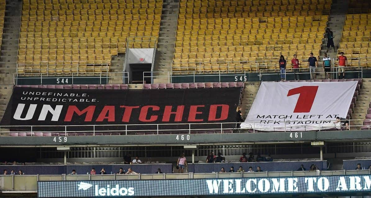 OFFSIDE REMARKS: One writer's personal memories of RFK