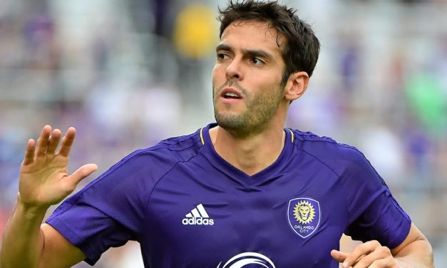 NO RETURN ENGAGEMENT: Kaká won't be back with Orlando City in 2018