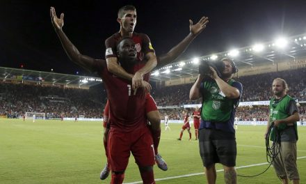 DOUBLE-EDGED SWORD: Altidore, Pulisic power U.S. to a 4-0 rout of Panama