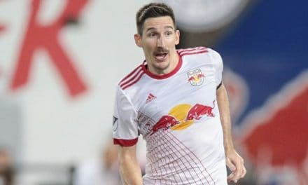 PLAYER OF THE WEEK: Red Bulls' Kljestan (2 assists)