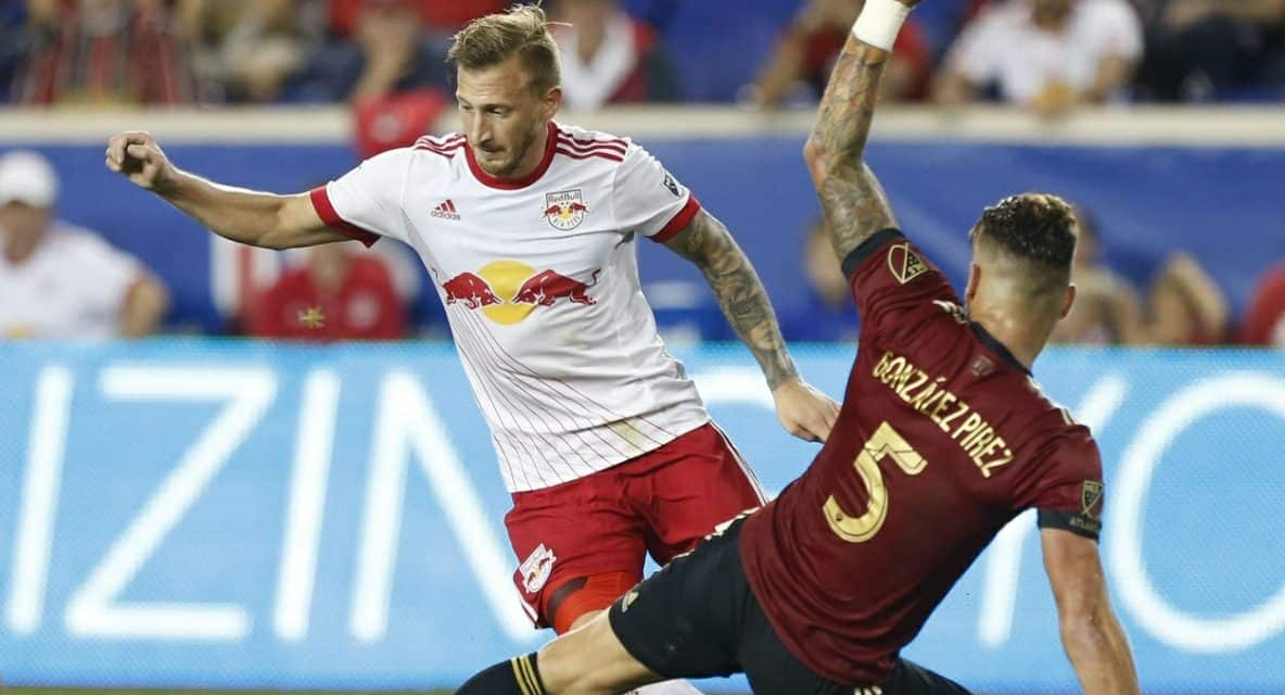 NEEDING A WIN FOR MOMENTUM: Red Bulls, United to say goodbye to RFK Stadium